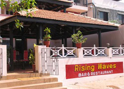 Rising Waves Guest House, Goa